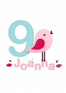 Joanna 9 - Bird_Card