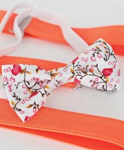 папионка цветя оранж
