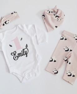 бебешки комплект за първи рожден ден
