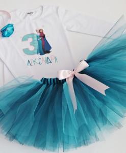 комплект за рожден ден елза и ана