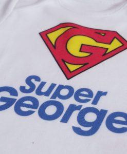 детско боди с име супермен