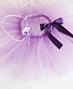tutu light lila