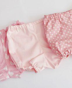 памперс гащи в розово