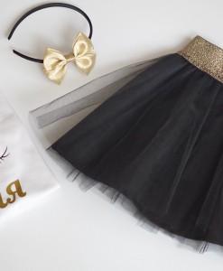 Пола и блуза с еднорог
