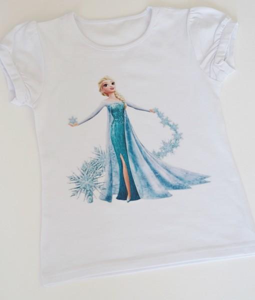 Детска блуза с Елза