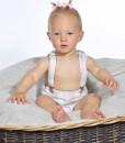 бебешки панталонки за момиче меланж