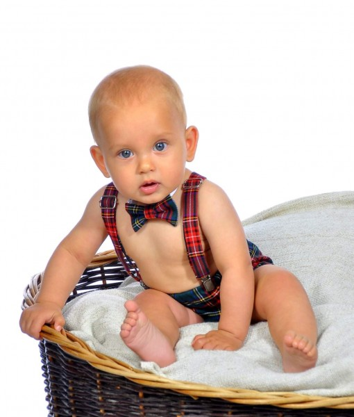бебешки коледен комплект