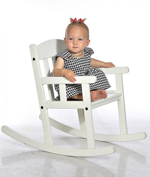 Бебешка рокля Пепит