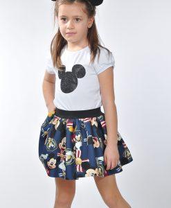 детска пола от неопрен Мики Маус